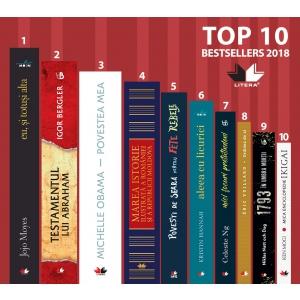 Top 10 Bestsellers Litera 2018