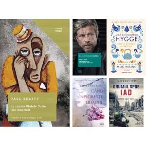 Top 5 preferințe cititori Litera și Litera Mică la Bookfest 2017