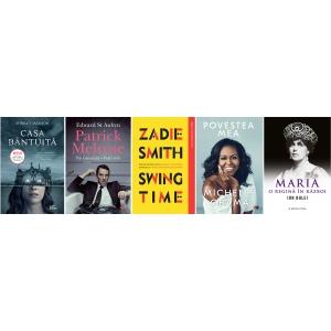 Top preferinte cititori Litera & Litera mica la Bookfest 2019