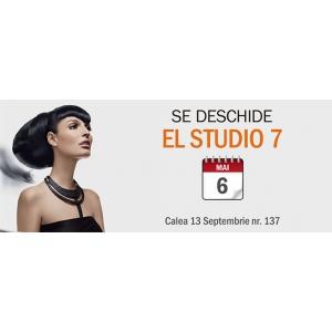 EL T. El Studio deschide un nou salon de înfrumusețare
