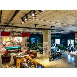 ATVRom deschide primul hub moto din Romania