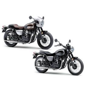 Kawasaki W800 s-a reintors pe piata. Participa la Tombola de la Atvrom si poti castiga, la alegere, un scuter Vespa sau un ATV CF Moto