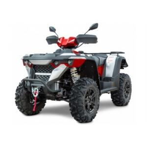 Linhai 4x4 – Un ATV cu personalitate