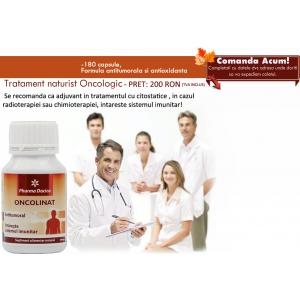 anticancer. Produs Oncolinat