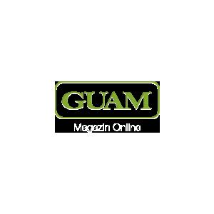 guam. Logo Magazin Online Produse Guam