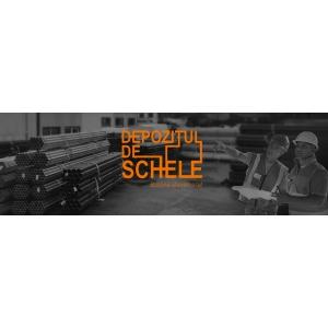 Teava neagra zincata rotunda - Depozitul de Schele SRL