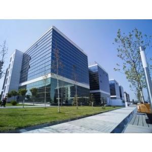 sisiului. Din 2013,  IMM-urile au facilităţi la închirierea birourilor din clădirile construite cu bani europeni, doua reprezentate de ESOP Consulting