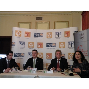 united way. Hotelierii români în sprijinul United Way