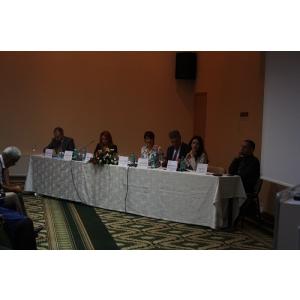 Sandie Blanchet. Daniel Funeriu, Cristina Pocora, Sandie Blanchet, Valeriu Zgonea, Radu Zlati