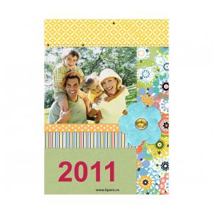 caricaturi. Calendar de perete personalizat