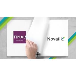 15 ani de excelenta in piata acoperisurilor Premium, 15 ani de succes! Final Distribution devine NOVATIK.