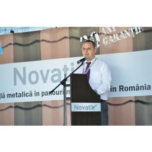 Final Distribution produce tigla Novatik, prima tigla metalica in panouri mici fabricata in Romania