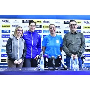 handbal. NOVATIK,  sponsor al echipei de handbal feminin CSM București