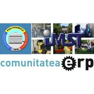 Comunitatea ERP. Comunitatea ERP incheie un parteneriat cu Universitatea POLITEHNICA din Bucureşti, Facultatea IMST