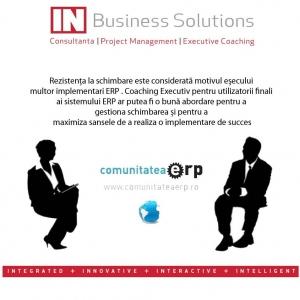 manager sistem ERP. Cum se maximizeaza succesul în implementarea sistemelor ERP