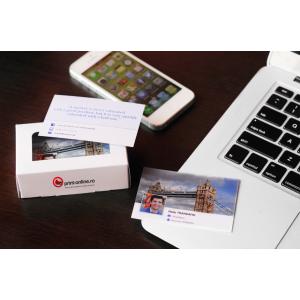 print-online. Carti de vizita Facebook - lansate de Print-Online.ro
