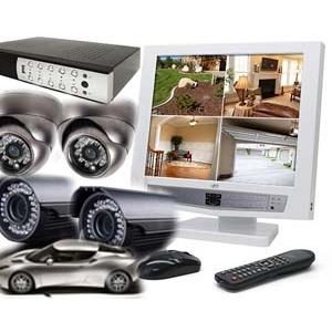 accesorii pentru birou. sisteme de supraveghere kit