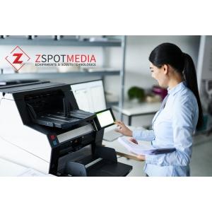 Arhivare electronica fiabila cu scanerele de productie SCAMAX