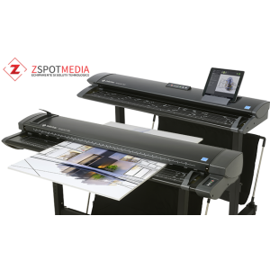 Colortrac introduce noi modele de scannere de format mare