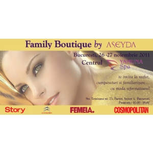 yamuna. FAMILY BOUTIQUE by ASEYDA