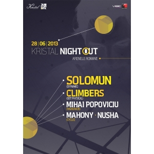 solomun. poster eveniment