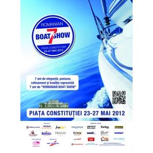 Romanian Bo. Romanian Boat Show implineste 7 ani de pasiune pentru yachturi