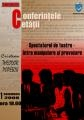 Cultura.Inmures.ro recomandă 'Conferinţele Cetăţii'
