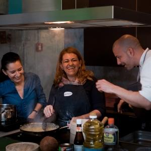 Cursuri de gatit noi si sezonale la Societe Gourmet pentru primavara 2012