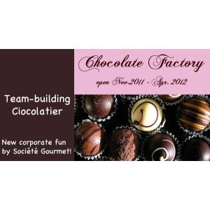 fabrica de ciocolata. Team building cu ciocolata- Fabrica de Ciocolata