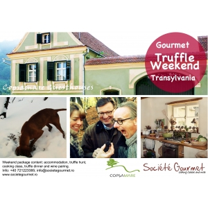 trufe. Gourmet Truffle Weekend
