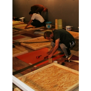 Concursul National al Montatorilor de Parchet. Concursul National al Montatorilor de Pardoseli - Art Floors 2014  – Inovatie,Profesionalism, Arta