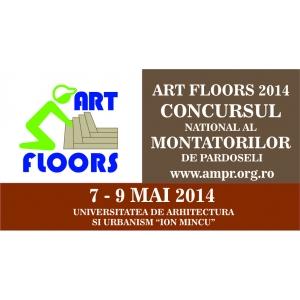 Profesionistii pardoselilor se intrec la Art Floors, in perioada 7 - 9 Mai 2014 la Universitatea de Arhitectura si Urbanism