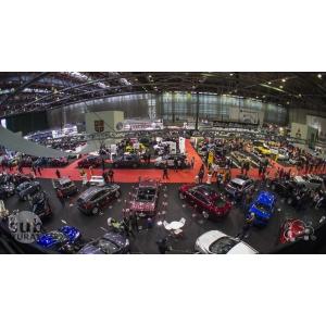premiere nationale.    26 de marci auto cu peste 200 de modele si 19 premiere nationale va asteapta la SAB & Accesorii pana pe 2 Noiembrie