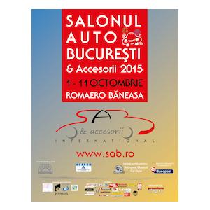 salonul auto de la frankfurt. 7 premiere naționale și automobile venite direct de la Frankfurt la Salonul Auto București și Accesorii 2015!