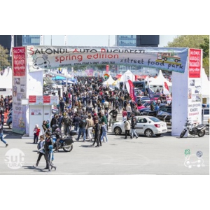 Meat for Speed@SAB- Spring Edition&Street Food Park 10-13 mai / Aleea centrala Romexpo Auto-Motor- Sport& Street Food