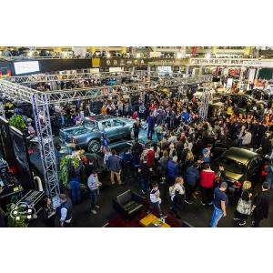 Salonul Auto Bucuresti si Accesorii