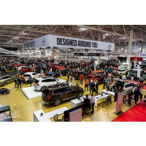 Salonul Auto București & Accesorii 2019 se va desfășura între 10 - 20 octombrie la ROMEXPO