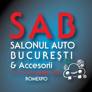 Salonul Auto București & Accesorii 2021 își deschide porțile între  7 – 17 Octombrie, Pavilionul B2 și zona exterioară adiacentă Romexpo