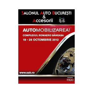 Salonul Auto Bucuresti si Accesorii la a X-a editie!