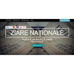 ziare. Anunţuri în ziare 100% româneşti - www.ziare-naționale.ro