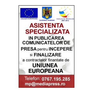Mediapress Advertising lanseaza site-ul www.anunturi-fonduri-europene.ro