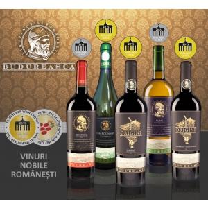 berlin wine trophy. Medaliile obținute de Budureasca la Berlin