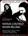 Recital extraordinar de vioară şi chitară la Ateneul Român