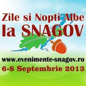 Festivalul Zile si Nopti Albe la Snagov