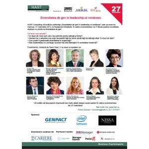 Diversitate de gen în business-ul românesc: cine ar trebui să conducă?