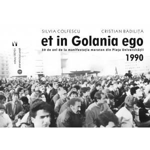 13-15 iunie 1990. Piata Universității, 1990 - mulțimea îngenunchează la rugăciunea Tatăl Nostru