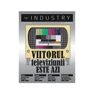 industry 4 0. Coperta The Industry nr. 6