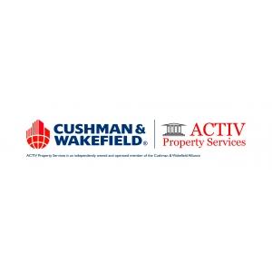 cushman   wakefield. activ property services, partener cushman & wakefield