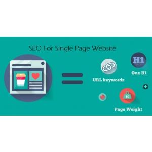 """SEO on page. Este potrivită pentru site-ul meu o temă de tip """"one page""""?"""