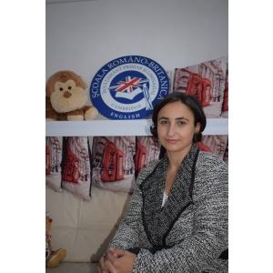 Cristina Catană Bucă, fondator Școala Româno-Britanică